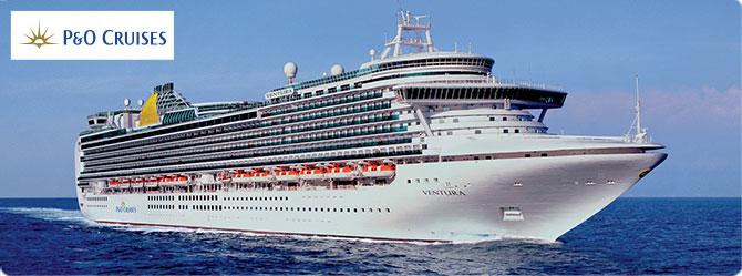 Explore P Amp O Ventura Cruise Deals Cruise1st Co Uk